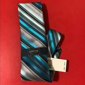 Men's Arrow USA•1851 Gradient Stripe Tie